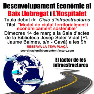 Banner Cicle Infraestructures