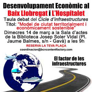 Banner Cicle Infraestructures