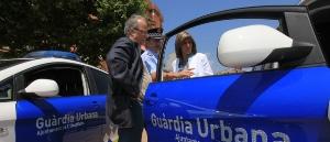La tecnologia arriba a la Guàrdia Urbana de L'Hospitalet de Llobregat