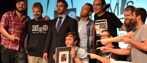 Sant Boi entrega los Premios Altaveu de la 26ª edición del festival catalán