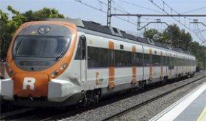 La connexió ferroviària entre Barcelona i la T1 de l'aeroport, a l'espera de l'Estat