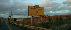 Llega septiembre con la movilidad restringida en el sur de la comarca