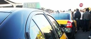 El taxi, principal vía de acceso al Aeropuerto de Barcelona – El Prat