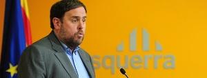 Oriol Junqueras s'apropa als joves empresaris de PIMEC