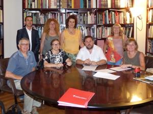 Sant Vicenç dels Horts unifica els bancs d'aliments de les entitats locals