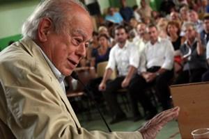 Sant Boi pedirá a la Generalitat retirar todas las placas honoríficas de Jordi Pujol