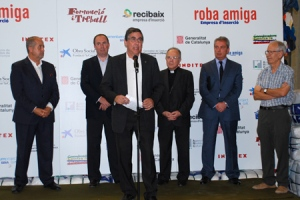 Sant Esteve Sesrovires obre la planta de reciclatge tèxtil més avançada del sud d'Europa