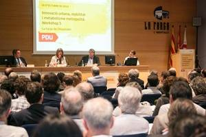 La Farga debat el futur de l'àrea metropolitana de Barcelona