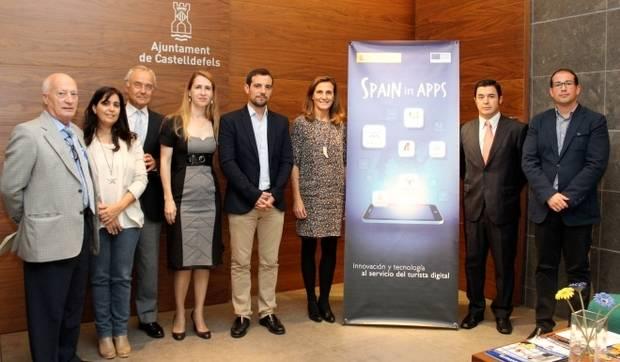 Castelldefels fomenta el turismo de la ciudad con dos nuevas aplicaciones móvil