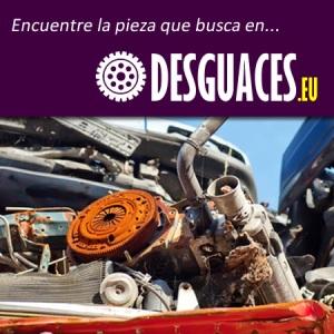 Localiza un buen desguace con el que tengas oportunidad de reparar tu coche