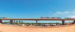 Las obras restringen el tráfico del sur de la comarca en el inicio de curso