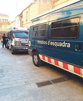 El Baix Llobregat tiene una tasa de criminalidad 15 puntos por debajo de la media catalana