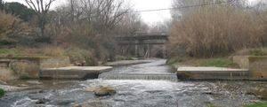 L'Agència Catalana de l'Aigua millora tres estacions d'aforament del riu Llobregat