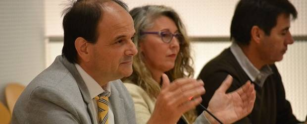 Perpinyà serà el nou president del Consell Comarcal fins a les municipals'15 (Foto: Imanol Crespo )