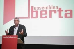 Balmón confirma que se presentará a las primarias del partido (PSC) en Cornellà