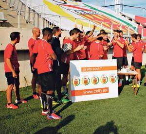 El 'Hospi' recibe al campeón de Liga