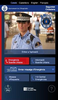 Una comissaria a la butxaca: Les alertes policials arriben al mòbil