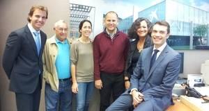 El Consell Esportiu del Baix Llobregat rep l'ajuda de 18.000 de La Caixa per fomentar l'esport
