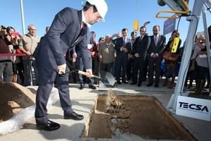 Castelldefels col·loca la primera pedra de la III Fase del Passeig Marítim