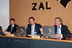 La societat gestora de la ZAL del Port de Barcelona, CILSA, tanca 2014 amb una ocupació del 94% i amb una xifra de negoci de 38'3 milions d'euros