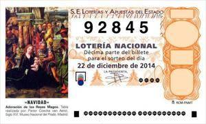 L'Hospitalet reparte 155 millones en el tradicional Sorteo Extraordinario de la Lotería de Navidad