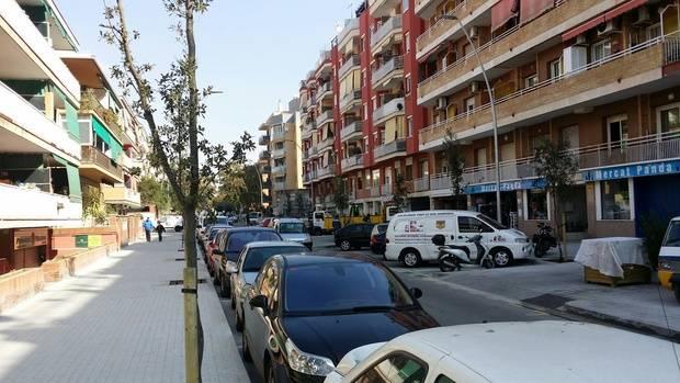 Castelldefels inaugura la remodelación de la calle General Palafox