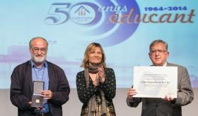 Sant Boi lliura la seva onzena Medalla d'Or a l'Obra Salesiana