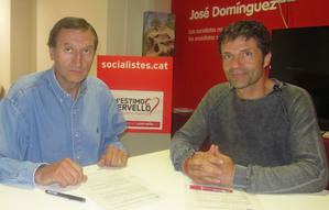 El PSC de Cervelló obre un servei d'informació a la ciutadania gràcies a la delegació territorial d'Unió de Consumidors de Catalunya