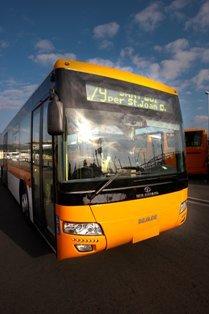 Els autobusos de Sant Boi arriben als 9 milions d'usuaris