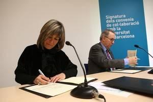 L'Hospitalet i la UB impulsen el concepte 'smart city' per optimitzar els serveis esportius de la ciutat