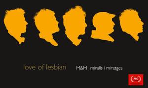 La gira de Love of Lesbian, la mejor de 2014