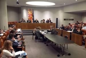 La Diputació de Barcelona fixa el pressupost en 811 milions d'euros per assegurar els serveis públics municipals