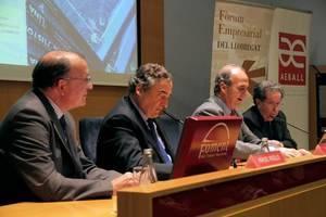 El president d'AEBALL i UPMBALL, Manuel Rosillo, escollit de nou membre de la Junta Directiva de Foment del Treball