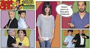Ruiz Caldera lleva Anacleto a la gran pantalla