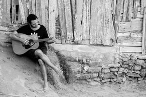 Caïm Riba presenta a Sant Feliu la seva proposta en solitari