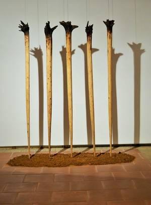 Dogny Abreu expone su obra en La Habana Art Galería el 23 de enero
