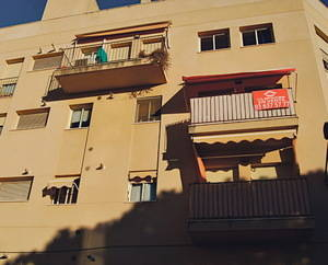 Sant Andreu i Sant Feliu, inspeccionats pels pisos buits