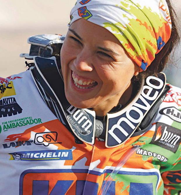 Laia Sanz, de Corbera a leyenda del Dakar