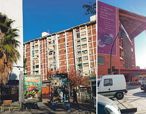 Barrio Utopía: San Ildefonso mantiene su espíritu luchador