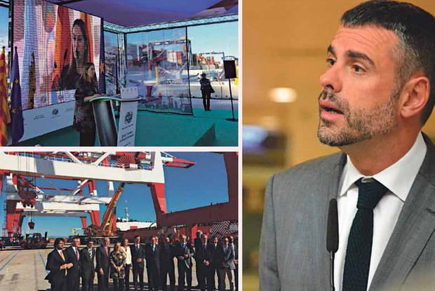 El tándem Vila y Pastor activa las infraestructuras del Baix