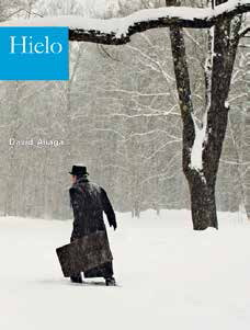 """""""Hielo"""", primera novela de David Aliaga"""