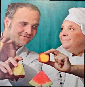 """""""Cuina amb fruties"""" o cómo comer arte se convierte en un tratado sobre el placer"""