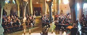 La Cripta de la Colonia Güell, eje del I Congreso Mundial sobre Gaudí