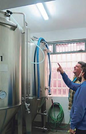 Cornèlia, la cerveza artesana de Cornellà