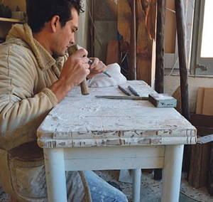 Dogny Abreu, autor de la escultura de la I Edición de los Premios Llobregat