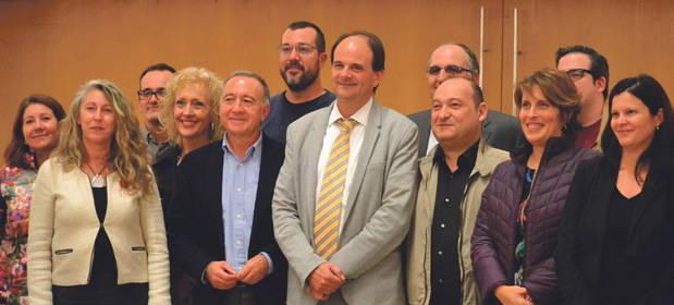 """""""No hi ha ciutats grans i municipis petits; tots som iguals al Baix Llobregat"""""""