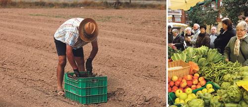 La moda del menjar de proximitat arriba al Llobregat a través del Parc Agrari