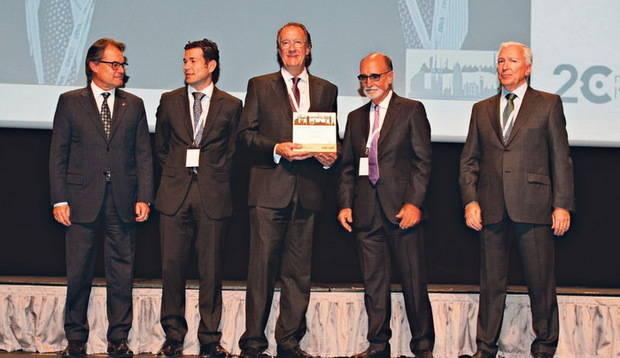 Dos empresas del Baix y L'Hospitalet premiadas por la patronal CECOT