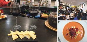 El Trémolo, un viaje gastronómico a Andalucía sin salir de Castelldefels