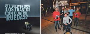 """La campaña """"Te queda una vida"""" de la Fundación Abertis llega a Castelldefels"""